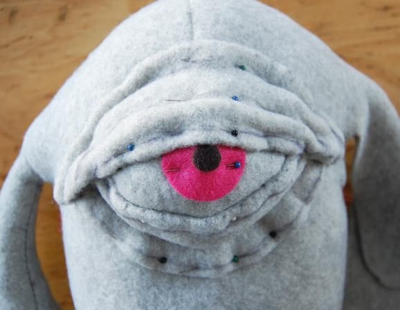 eyedrape